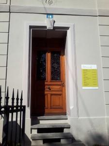 Bild Eingang